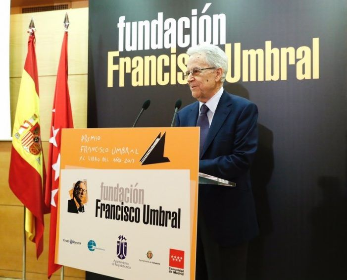 "El Premio Umbral de novela congrega en Madrid a políticos de Majadahonda: respaldo a ""Transición"""