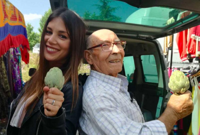 Protagonistas Majadahonda: Heliodoro Bustillo (Mercadillo en TVE), Dr. Gastón (Dermatología) y Dr. Salamanca (Urología)