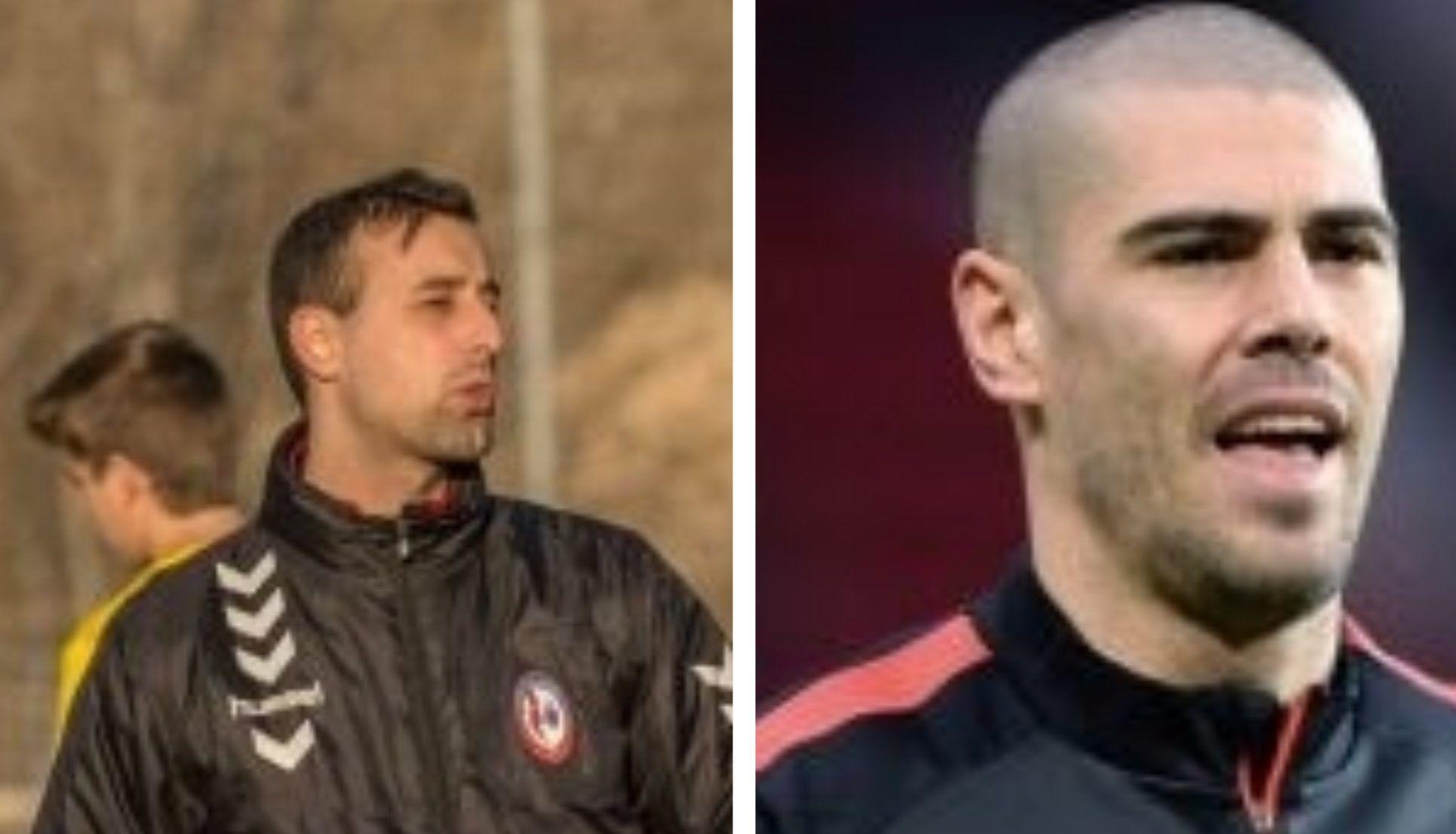"""Guardiola hizo un """"Lopetegui"""" en Majadahonda: fichó a Valdés a 48 horas de la final juvenil de Copa"""