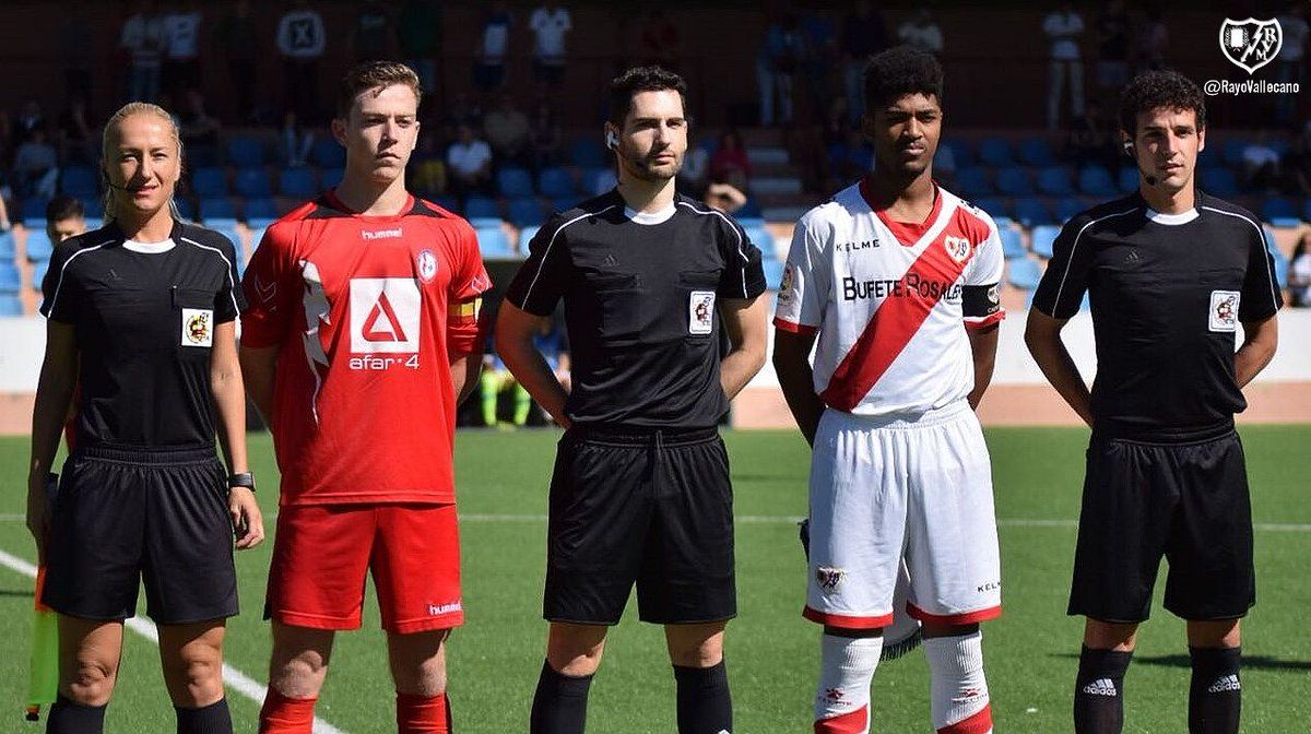 Video: Rayo Majadahonda pierde la final de Copa Juvenil frente al Rayo Vallecano (1-0)