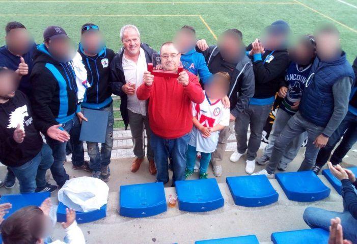 El presidente del Rayo Majadahonda desvela que tiene al entrenador Iriondo sin contrato