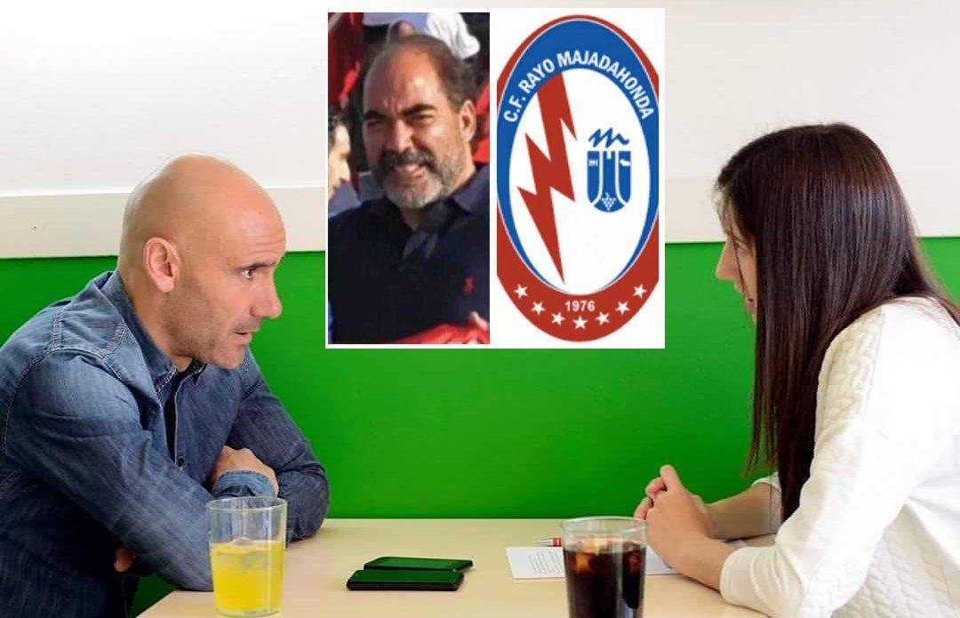La jefa de prensa de Movilla censura y boicotea al portavoz del Rayo Majadahonda Casto Gallardo y dice que seguirá con Guardiola