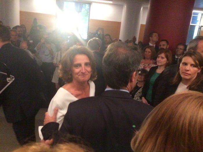 """La ministra del PSOE Majadahonda pide ayuda a la prensa para hacer """"pedagogía"""" ecológica"""