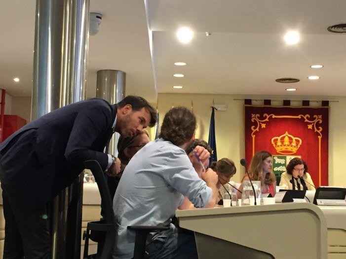 """Pleno Majadahonda: la parcela Gurtel, """"la gran cagada"""" y discrepancias entre Intervención y Secretaría"""