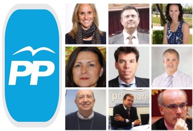 """10 candidatos del PP Majadahonda aspiran a elegir al sucesor de Rajoy en las """"primarias"""""""