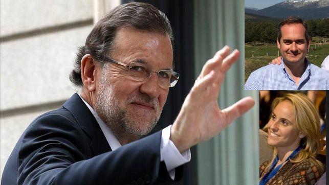 """Rajoy deja el PP en manos de los """"coroneles"""": Riquelme y Camins en Majadahonda"""