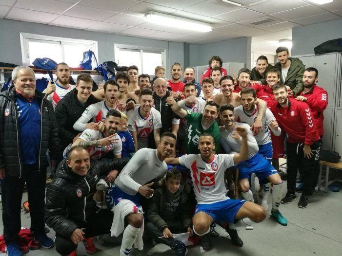 Los futbolistas del Rayo Majadahonda cobrarán 80.000 € año y tendrán delegados sindicales