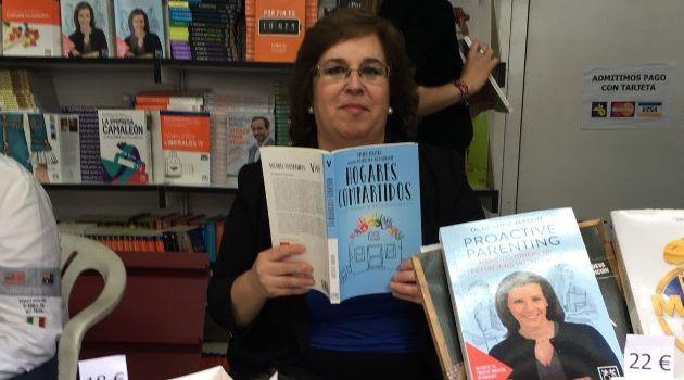 4 escritores de Majadahonda representaron a la ciudad en la Feria del Libro de Madrid