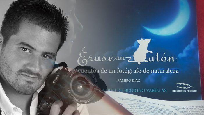 Ramiro Díaz imparte en Majadahonda un curso gratuito de fotografía artística natural