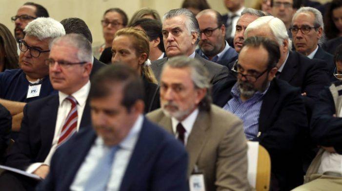 96 dirigentes del PP imputados por corrupción: visiones desde País Vasco (Iñigo Landa), Galicia (Gonzalo Bareño) y Madrid (Alejandro Requeijo)