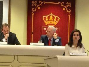 Protagonistas Economía Majadahonda: Julio Prinetti (Interventor), Zara (Reuters) y Nintendo (Parque Colón)