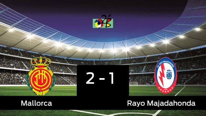 El vídeo del Rayo Majadahonda en Mallorca evidencia que pudo empatar (2-1)