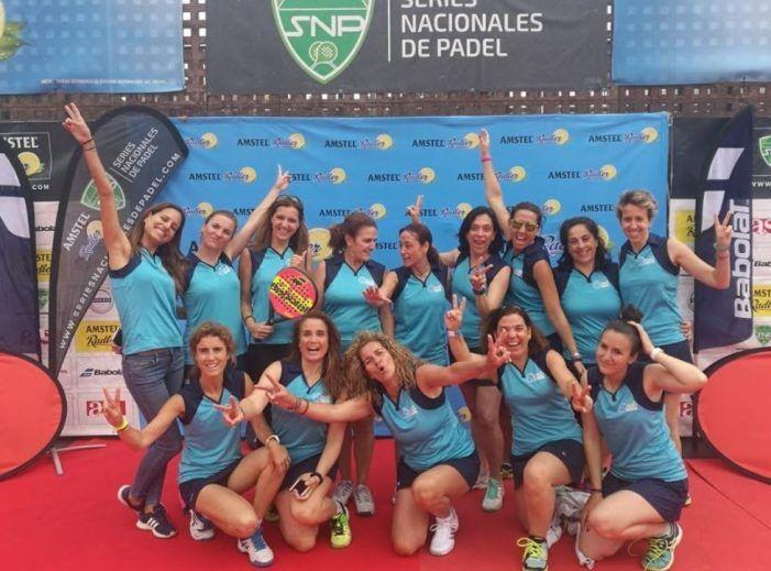 Pádel Femenino: CET Majadahonda se proclama Campeona de España tras vencer 10-2 a Coruña