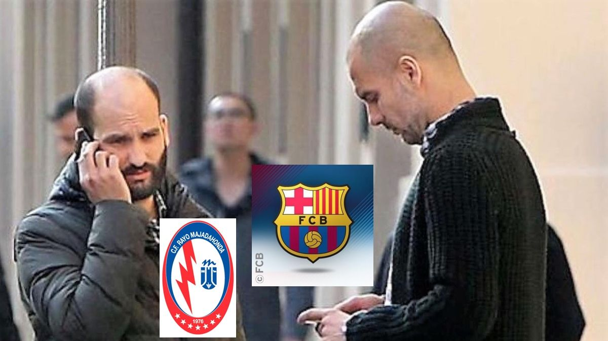 La Junta Directiva entrega el Rayo Majadahonda al hermano de Guardiola