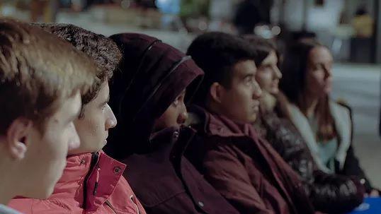 """Jonás Trueba exhibe en el Matadero su """"experimento visual"""" rodado en el Bousoño y Leonardo de Majadahonda"""