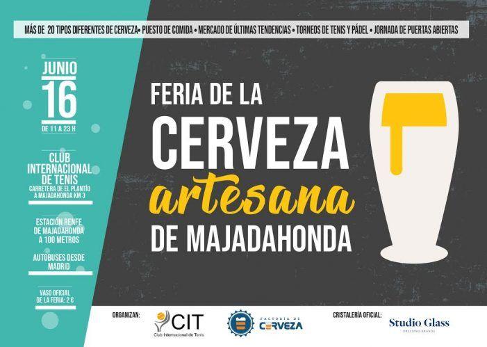 Tenis, Pádel y las mejores Cervezas Artesanas de España en el Club Internacional de Majadahonda