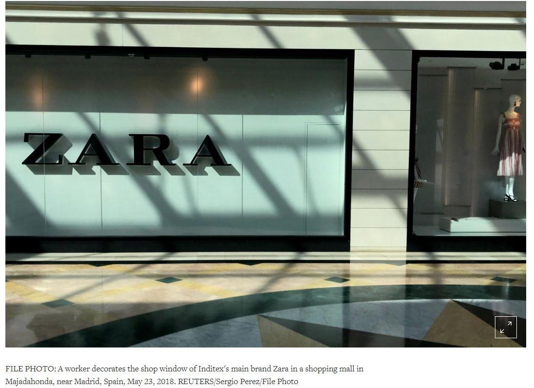 Protagonistas Majadahonda: Zara (Reuters), Voluntariado Joven, Ricardo Herránz y Pablo Bella (Puerta de Hierro)