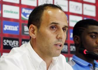 """Rayo Majadahonda (fichajes gestión): Manuel Novo (Málaga CF) y """"Piru"""" (Granada CF)"""