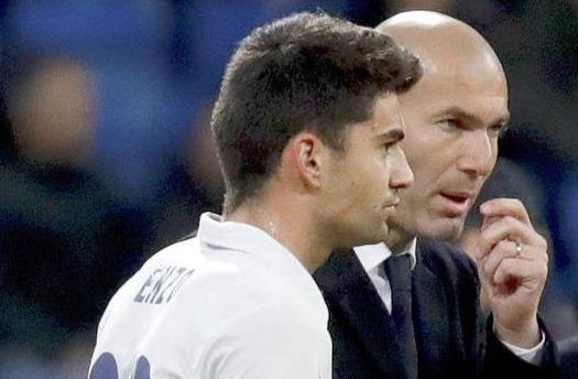 """Primera entrevista de Enzo Zidane: """"al Rayo Majadahonda lo elegí yo"""""""