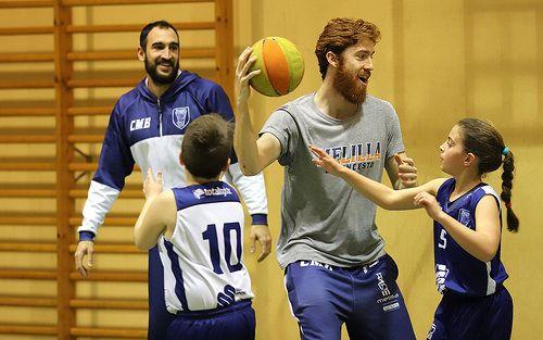 Baloncesto: la formación de Edu Durán en el CB Majadahonda, clave en su salto a la Liga Endesa