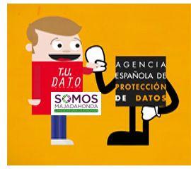 """La Agencia de Protección de Datos """"condena"""" a Somos Majadahonda pero sin multa"""