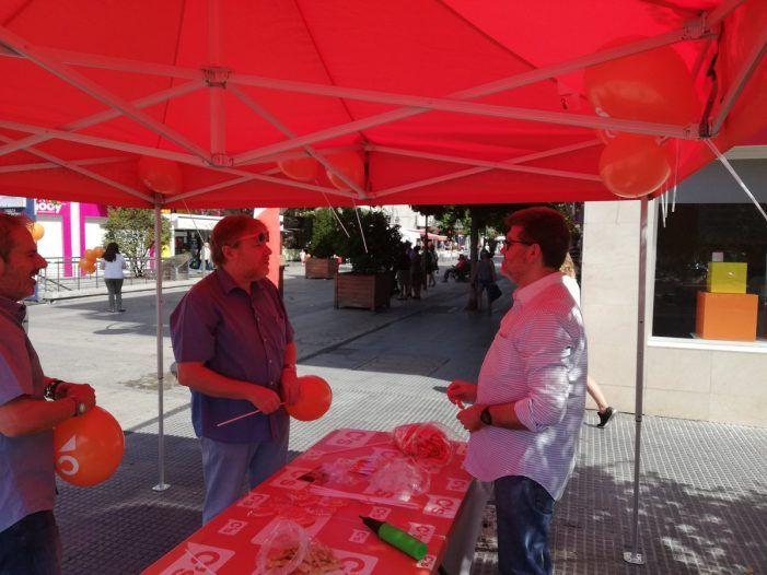 Dimite el coordinador de Ciudadanos (Cs) Majadahonda:Santiago del Real nuevo líder del partido