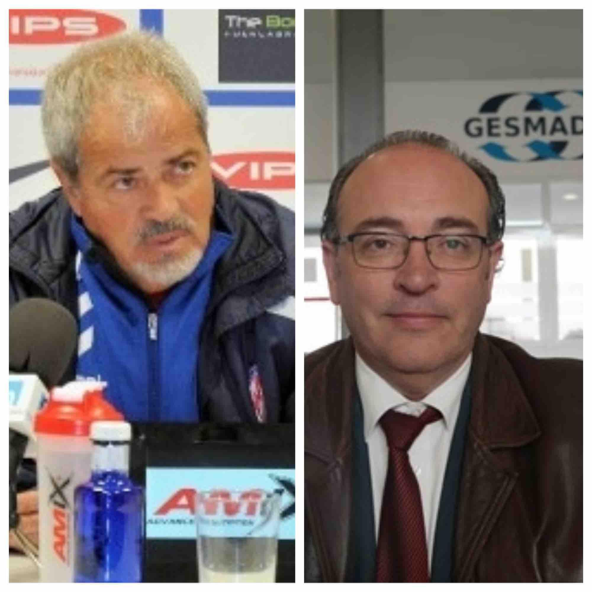 """1 soborno y 2 versiones (Rayo Majadahonda): José Luis Hernández desmiente a Iriondo y el Cartagena pierde """"sponsor"""""""