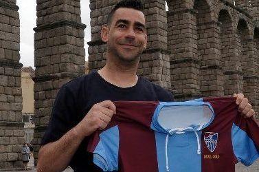 "Fútbol: ""Metropolitano de Majadahonda"", Manuel González (Gimnástica Segoviana), fichaje de ""Echu"", lesión de Andújar"