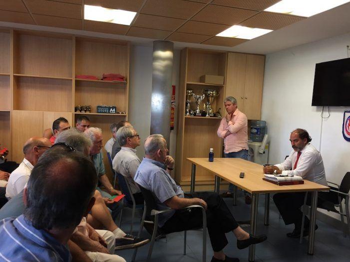 """El """"modelo Huesca"""" para Rayo Majadahonda supone vender a los socios las acciones a 100 €"""