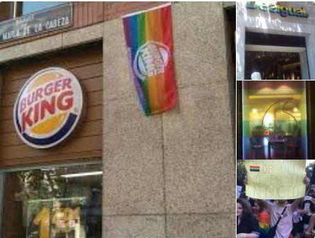 Economía Majadahonda: Canal Isabel II (multa por sobornos) y Asamblea 15-M contra Burger King (LGTBI)