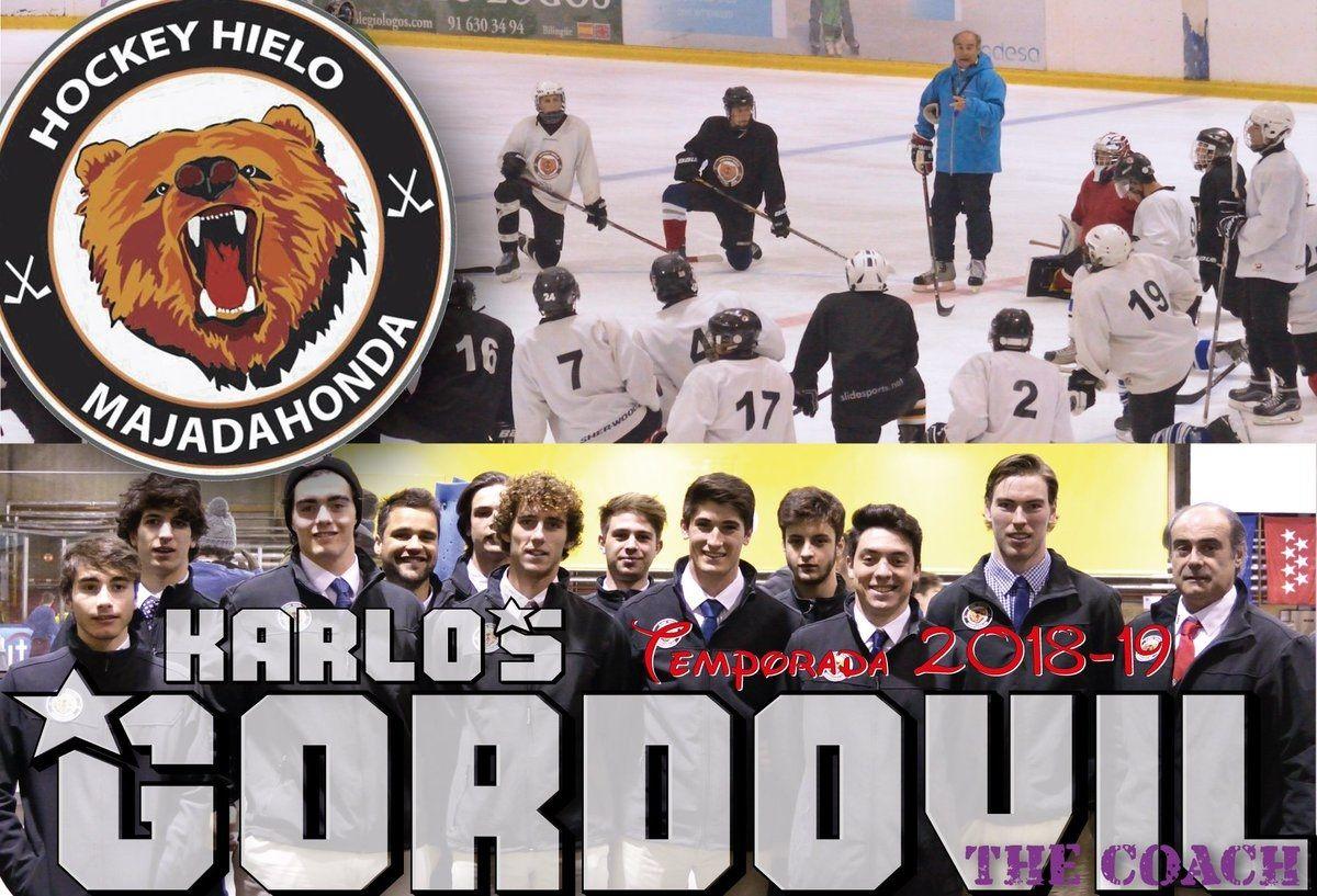 Deporte Majadahonda: Gordovil y Horacek (hockey hielo), Marta Lliteras (rugby), Jaime Mestre (natación) y CNW (waterpolo)
