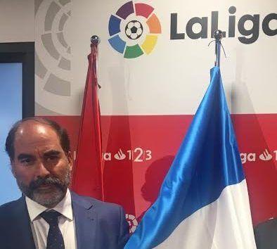 """Casto Gallardo (Rayo Majadahonda): """"No soy alarmista ni poco riguroso pero sin campo no juegas en la LFP"""""""