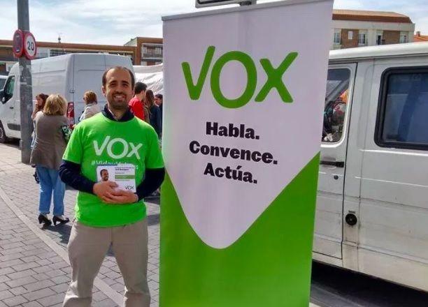 """Vox Majadahonda sobre el """"caso Palacios"""", retrasos en Urbanismo y cierre de biblioteca (Caja Madrid): """"connivencia PP-Cs"""""""