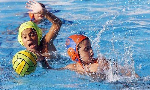 Deporte Majadahonda: Waterpolo (CNW Caude), Gimnasia (CEMG) y Rugby (CRM)