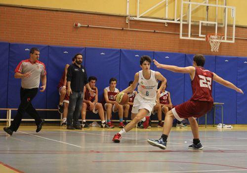 Protagonistas Deporte Majadahonda: baloncesto (Javier Ramos), gimnasia (Patricia Moreno y EMG en Portugal), rugby (fichajes CRM)