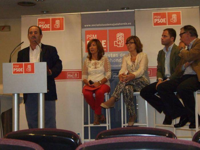 """Una foto de Ventura abre la carrera por la candidatura a la alcaldía del PSOE Majadahonda: """"uno se arrepiente"""""""