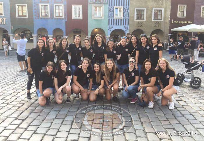Deporte Majadahonda: Hockey Hielo, Fútbol y Rugby Femenino (Czech Cup, Puerta Madrid, Fichajes), Alvaro Villaverde (Golf Las Rejas), Tallón (Gimnasia Glasgow 2018)
