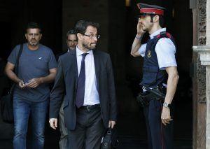 El fiscal Anticorrupción José Grinda