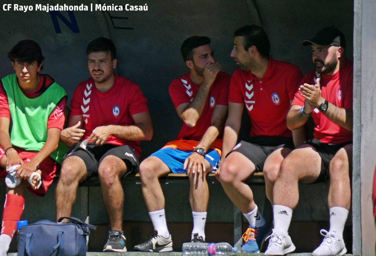 Fútbol Majadahonda: Alberto y Columbrans (Juvenil A), Mejía al Nastic, sin acuerdo con Abad (Tenerife), formación de Munir  y sentencia Wanda