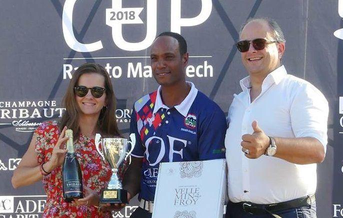 Protagonistas Deporte Majadahonda: Didier Anelka (FootGolf), Rayo eSports (August Cup), Ayoub (Real Madrid-Getafe)