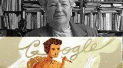 Google conmemora los 111 años de Carmen Conde y España recuerda su paso por Majadahonda