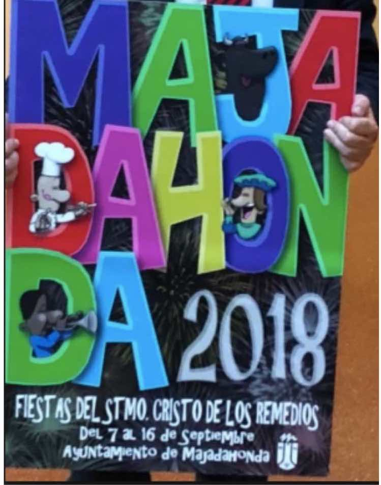 Programa de Fiestas de Majadahonda 2018: últimas novedades en Deporte, Cultura y Música
