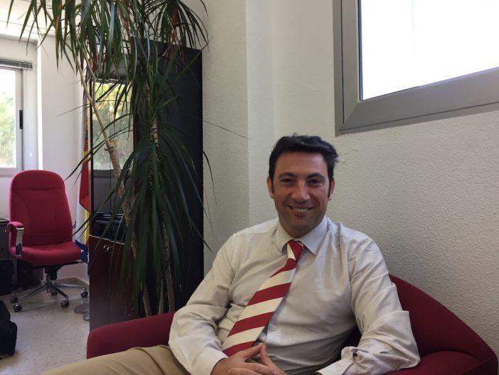 """Angel Alonso, concejal de Majadahonda (I): """"Ninguna institución crea empleo, pero sí lo facilita o perjudica"""""""