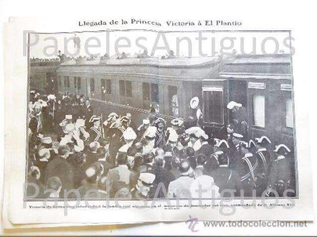 """Pandemias históricas en Majadahonda (IV): """"la muerte por gripe del concejal que recibió a la Reina Victoria en la estación de tren del Plantío"""""""