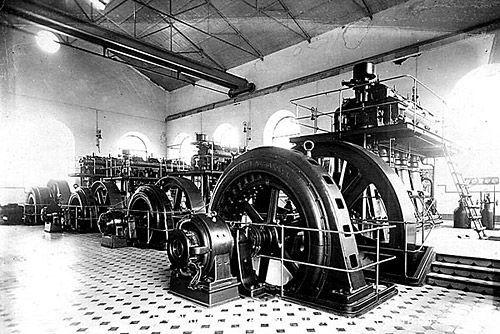 """""""La luz eléctrica y el agua corriente se instalaron en Majadahonda en 1913"""""""