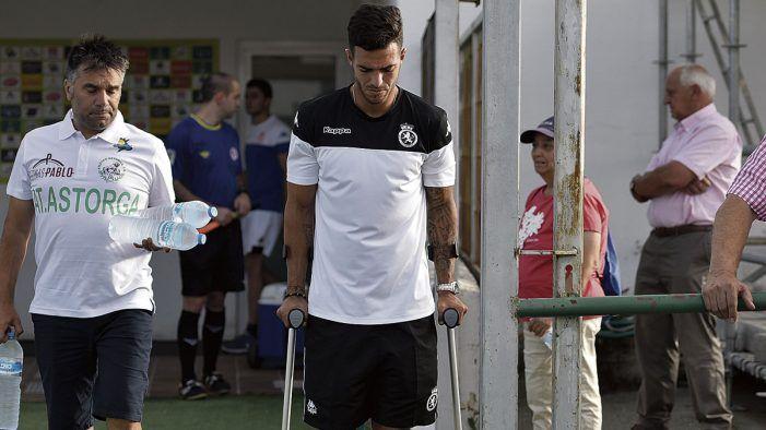 Fútbol ex Majadahonda: lesión de Vicente (Cultural), Pichín y la afición (Ponfe), los goles de Ñoño (Logroñés), elogios a Juan Cruz (Elche)