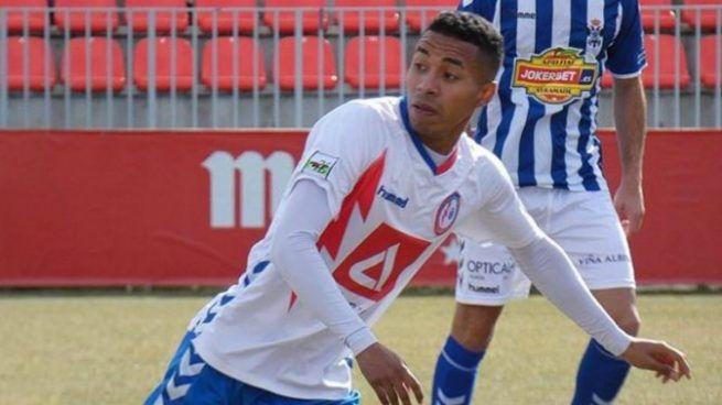 Protagonistas Fútbol Majadahonda: Jairo (Conquense), Jeisson (Selección Perú), Frutos (Segoviana), Lucas (Atleti),  y Theo (Real Sociedad)