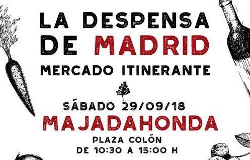 """Economía Pública Majadahonda: """"La Despensa de Madrid"""", AMPAS, Policía, Becas, Discapacidad"""