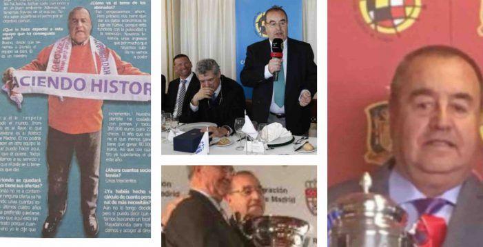 """Tony del Valle: """"Yo senté al presidente del Rayo Majadahonda en el banquillo tras advertirle el juez por rebeldía"""""""