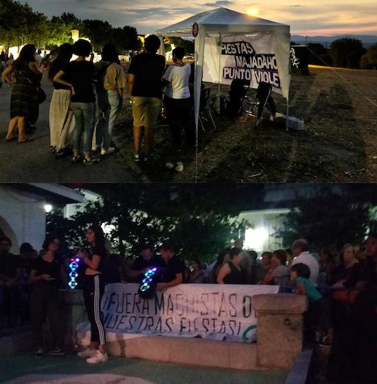 """Punto Violeta Majadahonda se """"confundió"""" en la violación pero culpa a prensa y Guardia Civil"""